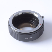 Buy Focal Reducer Speed Booster Turbo Adapter Pentax PK Lens Sony NEX E Mount Camera NEX-7 NEX-6 NEX-5 NEX-3 NEX-VG20 for $68.62 in AliExpress store