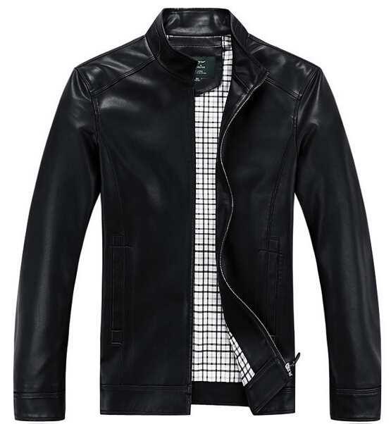 Mens leather jackets canada