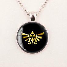 Zelda Piece Heart necklace,Legend Bright Silver Antique Bronze Pendant Unique, Jewelry Handmade - The shop diy store