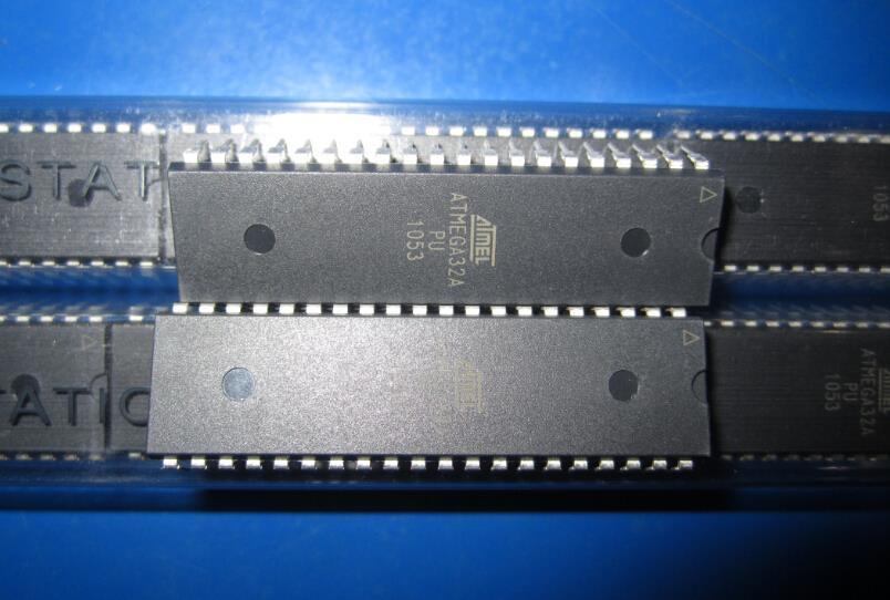 Free shipping ATMEGA32A-PU ATMEGA32 ATMEGA32A DIP IC electronics(China (Mainland))