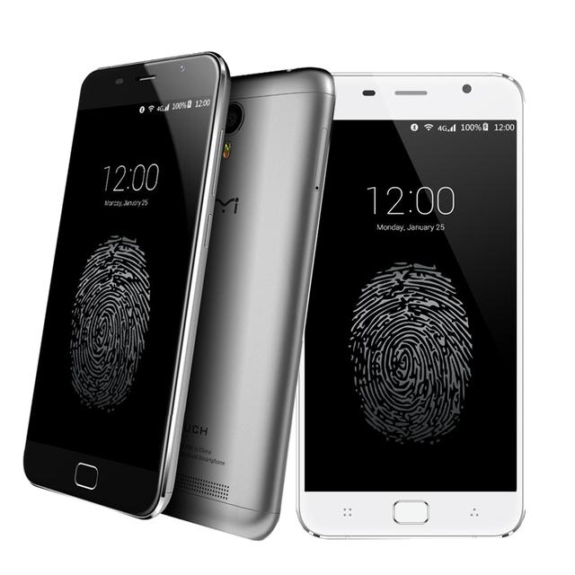 Оригинальный UMI сенсорный 5.5 дюймов 1920 x 1080 FHD 4 г LTE смартфон Android 6.0 ОЗУ 3 ГБ + внутренняя память 16 ГБ Octa 13MP + отпечатков пальцев 3800 мАч
