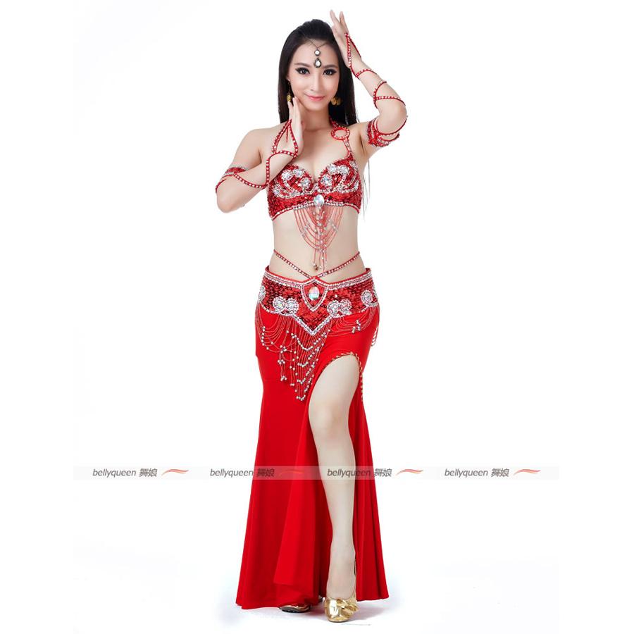 Belly Dance Costume 3pcs Bra&amp;Belt&amp;Skirt Belly Dancing Clothes 10 Color Clothing For Dance Bellydance Costume ProfessionalsОдежда и ак�е��уары<br><br><br>Aliexpress