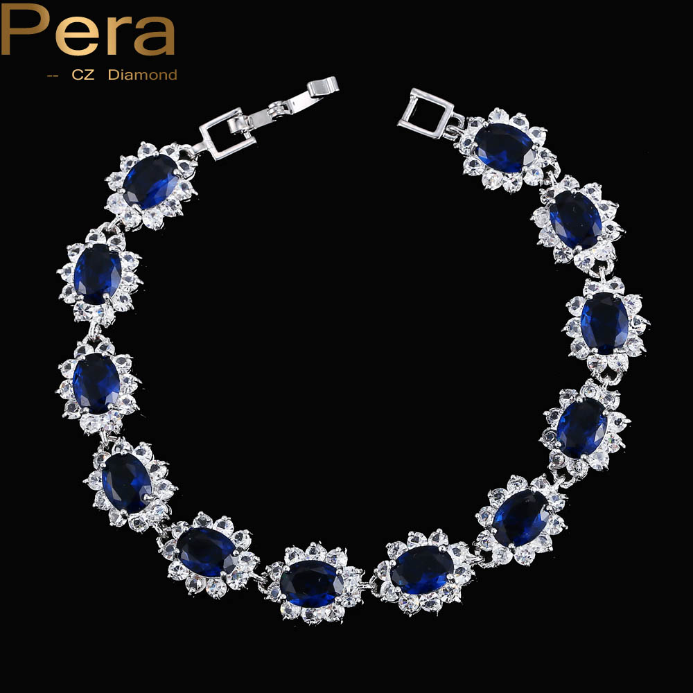 Vintage Sapphire Jewelry Sterling  Silver Oval Blue