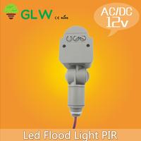 GLW Sensor Switch  PIR for AC/DC12V LED Floodlight  10w 20w 30w 50w  LED Human Infrared sensors PIR for Floodlights