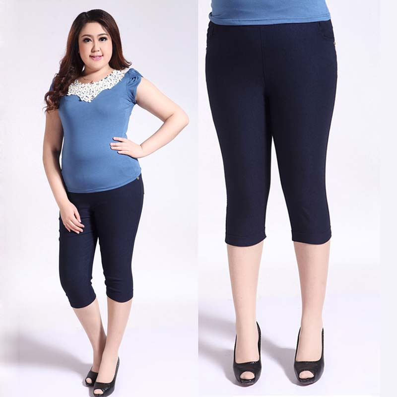Женские брюки Brand new 3xl/6xl 2015 5colors capris pants