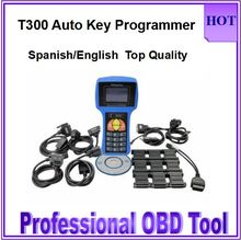 2016 T300 Key Programmer V2015.8 Auto Transponder Key Code T 300 High Quality Professional T 300 New Version Key Prog In Stock(China (Mainland))