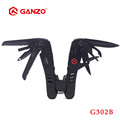 26 In One GANZO G302B Multitool Pliers Stainless 440C Quality Brand Tungsten Alloy Black Multi Tools
