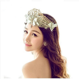 12pcs/lot wholesale Rhinestone Crown Hairband Tiara, Vintage Crystal Bridal Tiara Wedding Accessory Women Party Pageant Jewelry<br><br>Aliexpress