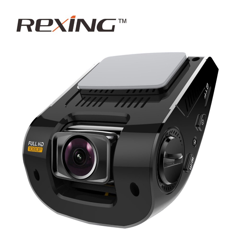Rexing V1 2.7 170 Degree Wide Angle Full HD 1080P Mini Car DVR Camera Recorder With Motion Detection WDR G-Sensor<br>