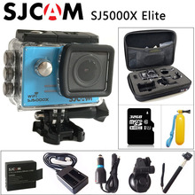 Buy Original SJCAM SJ5000X Elite Gyro Sport Action Camera WiFi 4K 24fps 2K 30fps Diving 30M Waterproof NTK96660 SJ CAM Sports DV for $135.99 in AliExpress store