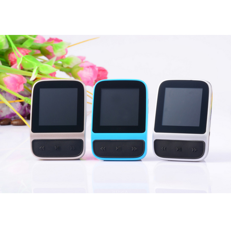 New Arrival Watch mp3 video player support Photo Viewer Voice E-Book FM with card slot earphone usb(China (Mainland))