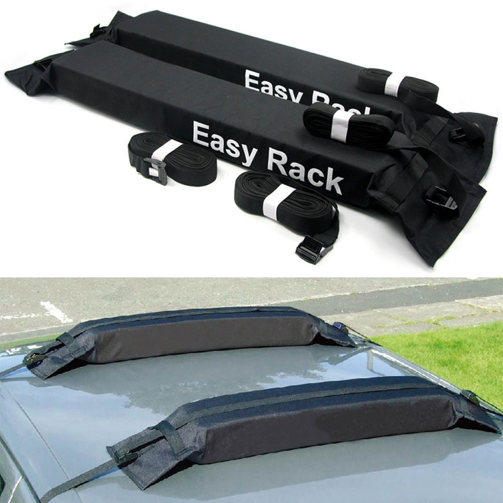 Universal Auto Soft Car Roof Rack Outdoor Rooftop Luggage Carrier Load 60kg Baggage Easy Fit Removable(China (Mainland))