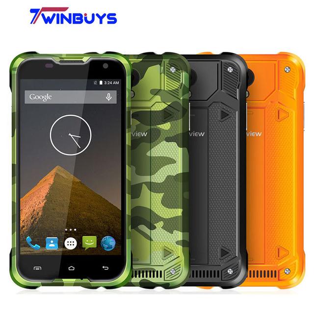Original Blackview BV5000 4G LTE Smartphone 5.0 Inch MTK6735P 1.0GHZ Quad Core 2GB+16GB Android 5.1 8MP 4780mah Waterproof Phone
