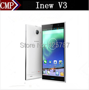 INew V3 Mobile Phone iNew V3C 5 Inch Quad Core 16GB 5/13MP Camera GSM WCDMA GPS WIFI Android 4.2 RAM 1GB NFC - China Center store
