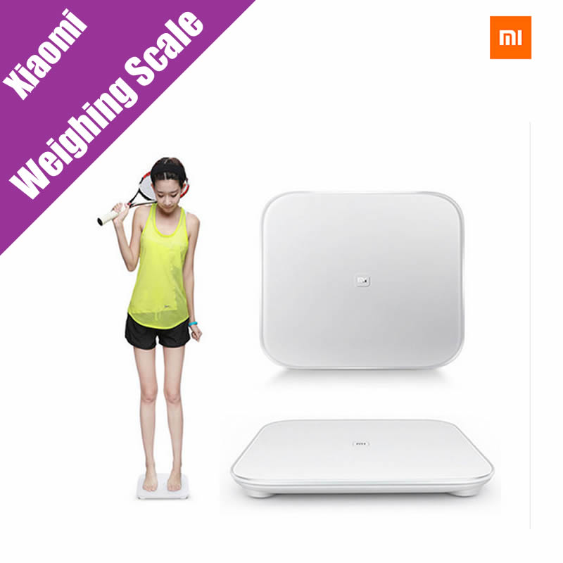 Original Xiaomi Scale Mi Smart Weighing Scale Support Android 4.4 IOS