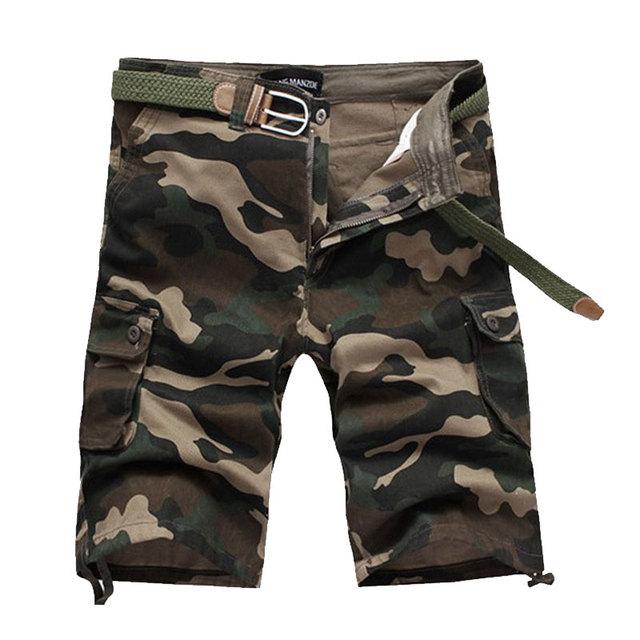 Group-мальчиков покупать! Новинка 100% хлопок мужчины военный камуфляж шорты размер ...
