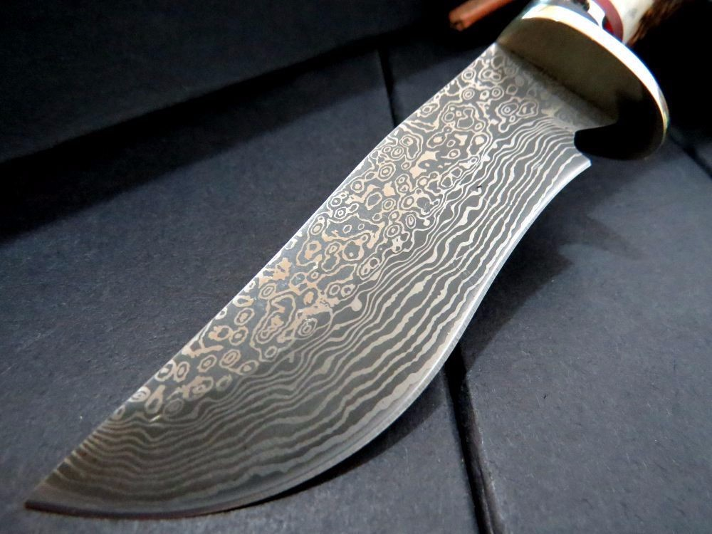 Buy Custom 100% Damascus Handmade Forged Hunting Knife Very sharp model 2 camping knife hunting tactical straight knife+MMMMMMMMMM cheap