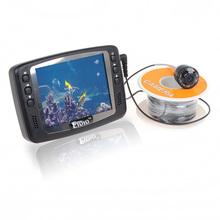 Free Shipping! Eyoyo Original 1000TVL Underwater Ice Video Fishing Camera Fish Finder 15m Cable 3.5'' Color LCD Monitor(China (Mainland))