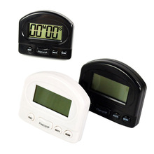 Buy Black/ White Digital LCD Kitchen Cooking Timer 99 Minute Clock Sport Countdown Calculator for $2.75 in AliExpress store