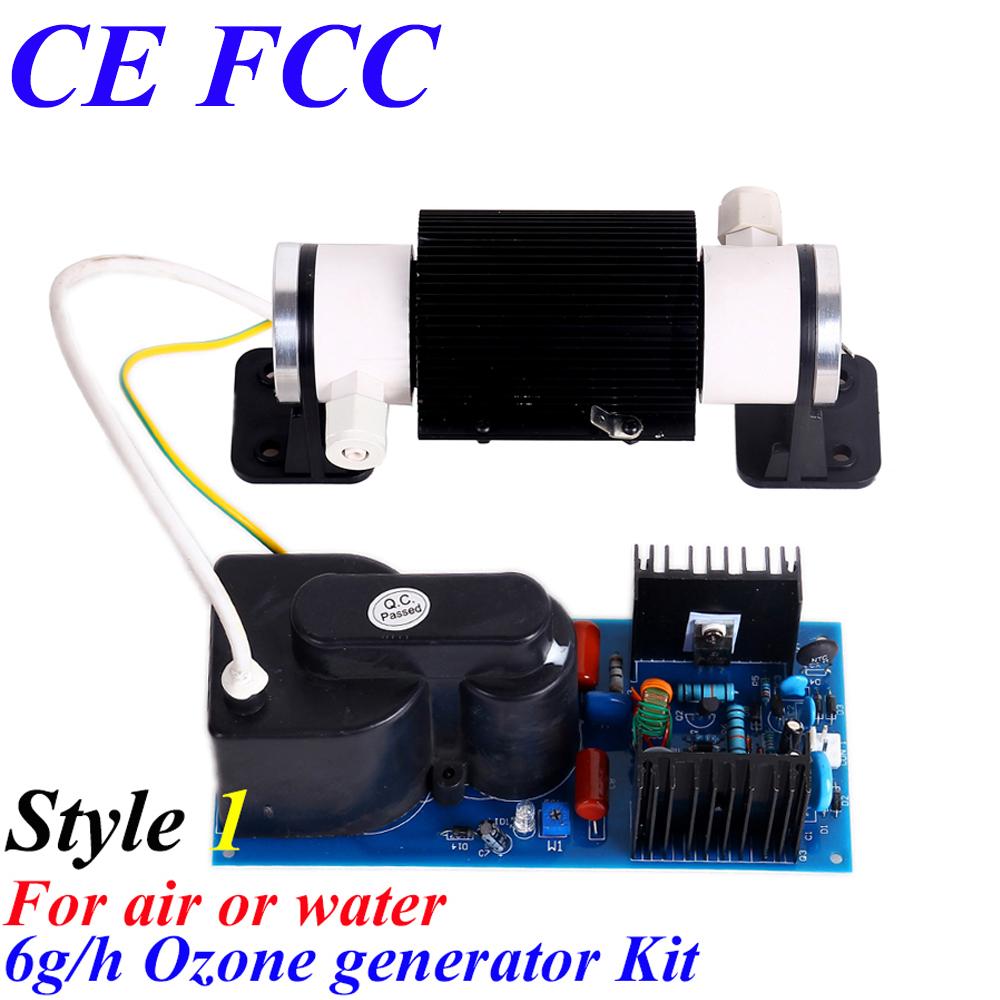 Се ЭМС типа lvd FCC и озона для удаления запахов 6г/ч 100-240В