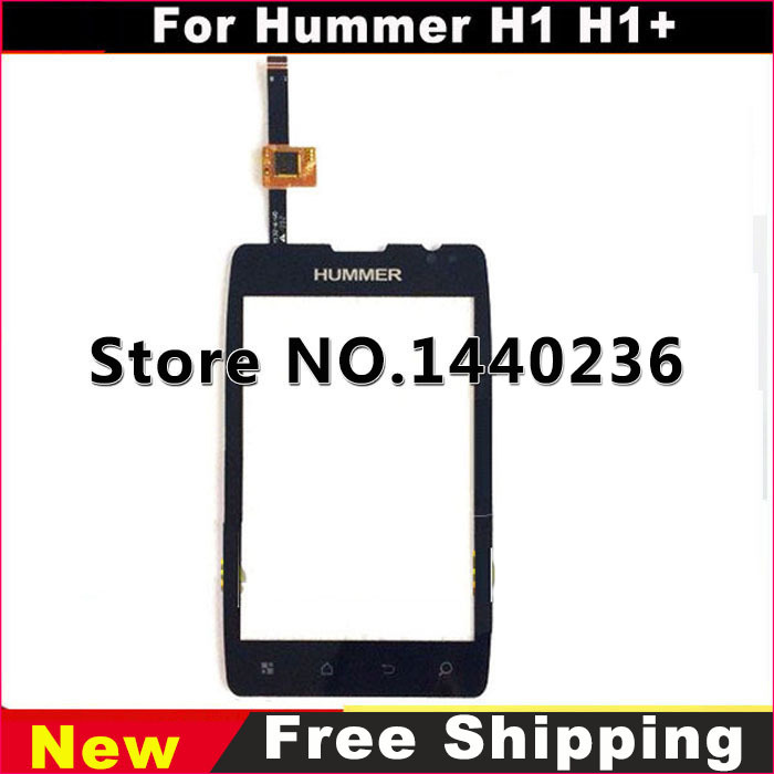100% New Original Touch Screen Digitizer Glass For Hummer H1 H1+ External screen Tool + Free Shipping +Postage Registered(China (Mainland))