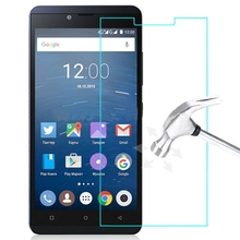 Buy Qmobile Z9 Plus Film Tempered Glass Film High Clear Explosion-proof Front LCD Screen Protector pelicula de vidro for $2.19 in AliExpress store