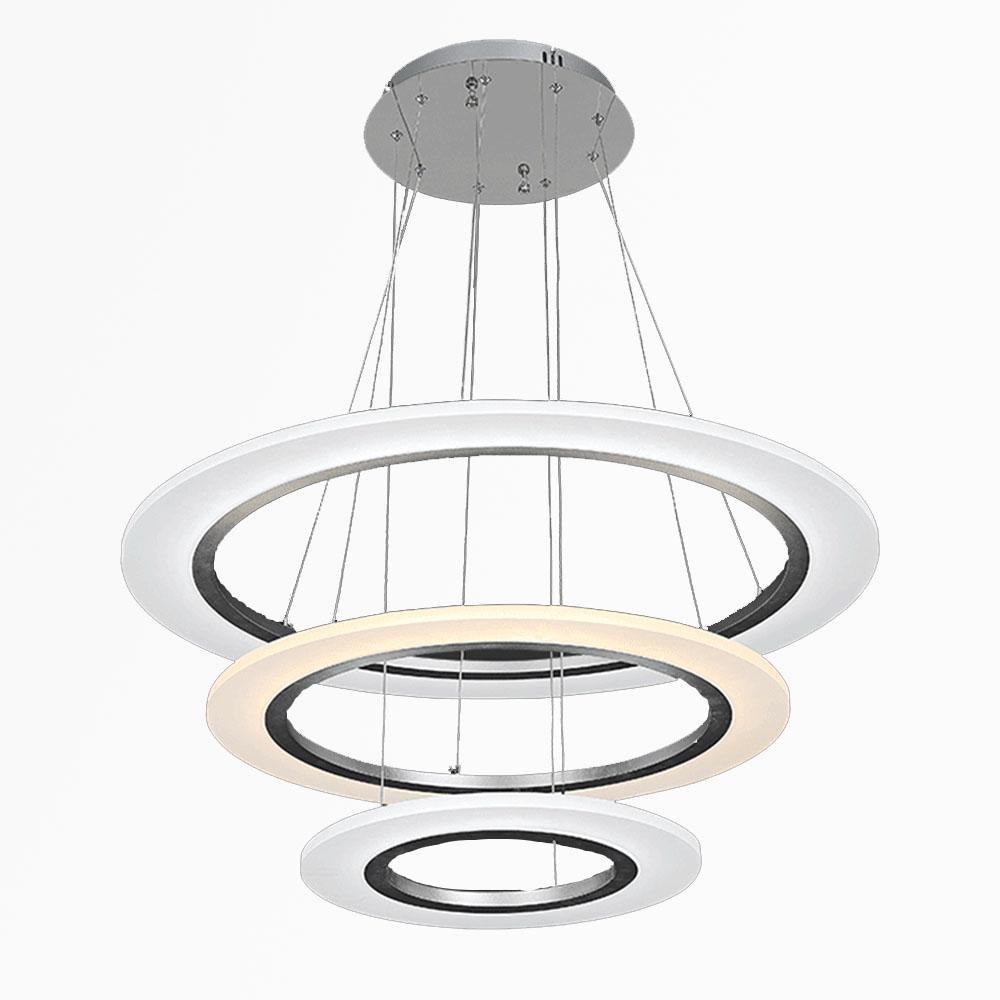Led hanglampen moderne keuken acryl schorsing opknoping plafondlamp eettafel verlichting voor thuis 50 w fcc ce