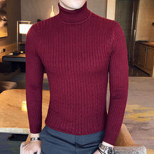 ฤดูหนาวคออุ่นเสื้อกันหนาวผู้ชายเสื้อคอ(China)