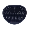 Mini Wireless Keyboard 2 4GHz English Air Mouse Keyboard 25M Remote Control Touchpad For Android TV
