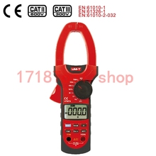 UNI-T UT207A AC & DC Clamp Meter 1000A, Voltage Current Resistance Frequency - Shenzhen M R technology Development Co.,Ltd store