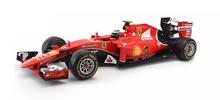Bburago 1:18 SF15-T Formula racing model The traffic jam model alloy(China (Mainland))