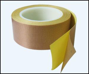 "10 mil x 3""X30M PTFE Self Adhesive Teflon tapes/ PTFE Coated Glass Fabric tapes(China (Mainland))"