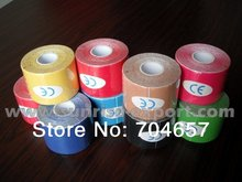 Promotion World Cup 2014 High Quality Kinesiology Kinesio Athletic KT Sports Tape Muscle Elastic Bandage for Athletes 5cm*5m(China (Mainland))