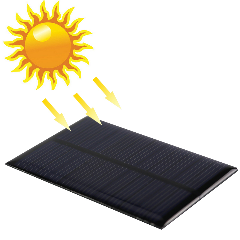 Mini 6V 12V Solar Panel China Solar Power Panel System DIY Battery Cell Charger Module Portable Panneau Solaire Energy Board(China (Mainland))