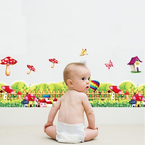 Online kaufen gro handel kunststoff zaunlatten aus china for Kinderzimmer zaun
