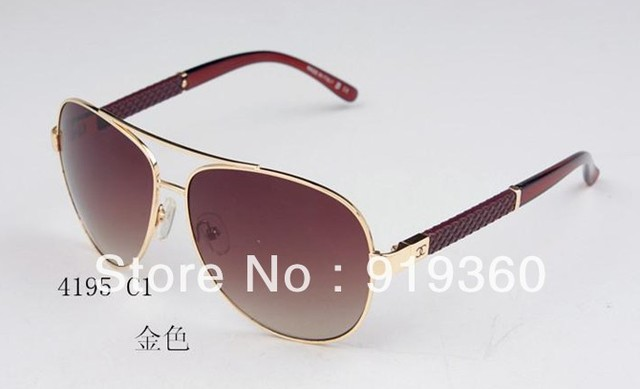 4195,2013 new original authentic sunglasses explosion models brand women's glasses 4195 sunglasses yurt,free shipping