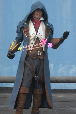 Costume Assassins Creed 5 Assassin s Creed Unity Arno Cosplay Assassin Creed Costume