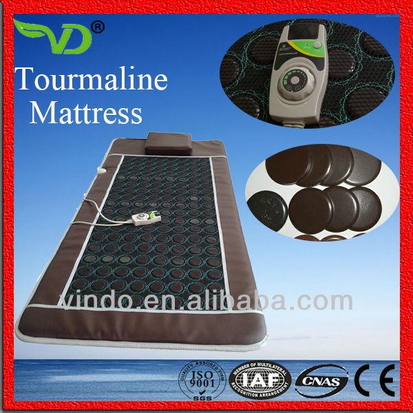 heating jade mattress physical therapy tourmaline mattress(China (Mainland))