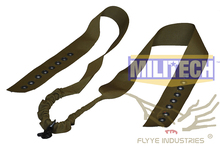 Military Spec Coyote Brown CB CIRAS Tactical Vest Safety Rifle Sling Belt FLYYE FY-SL-S004 Quick Release Vest Rifle Sling(China (Mainland))