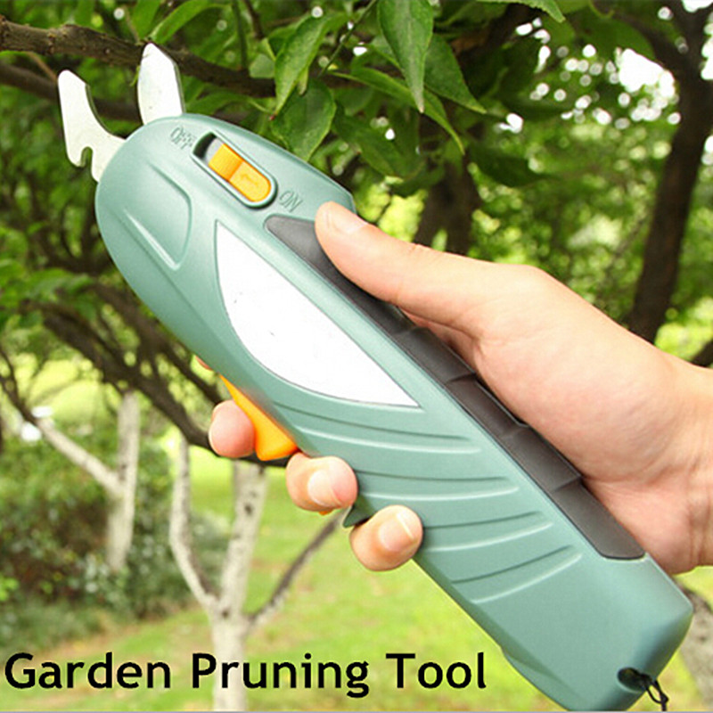Popular power pruning shears buy cheap power pruning for Electric garden scissors