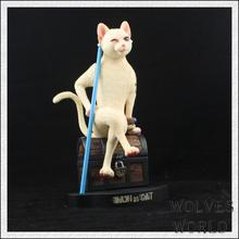 Starz One Piece 15th Anniversary Animal Series Nami Cat Ver. Anime Action Figures Collection Model Gifts Comic Toys