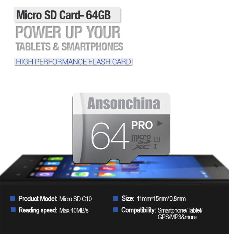 Pass H2testw Real capacity 64G 4G 8G 16G 32G SDHC Micro SD Memory Cards Flash Ultra Micro SDXC TF card with adapter/card Reader(China (Mainland))