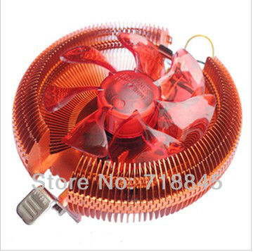 Гаджет  Free Shipping 90mm 4Pin PWM LED Ultra Silent Fan,Multi-Compatible CPU cooler None Компьютер & сеть
