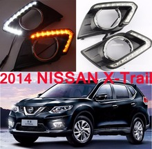 Buy 2014~2016 X-Trail daytime light,Qashqai,Free ship!LED,X-Trail fog light,2ps/set,Teana;Sylphy;R50,Sunny;X-Trail for $58.90 in AliExpress store