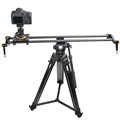 Professional Famous 60cm travel portable best carbon fiber camera slider design video dolly track jib 60cm