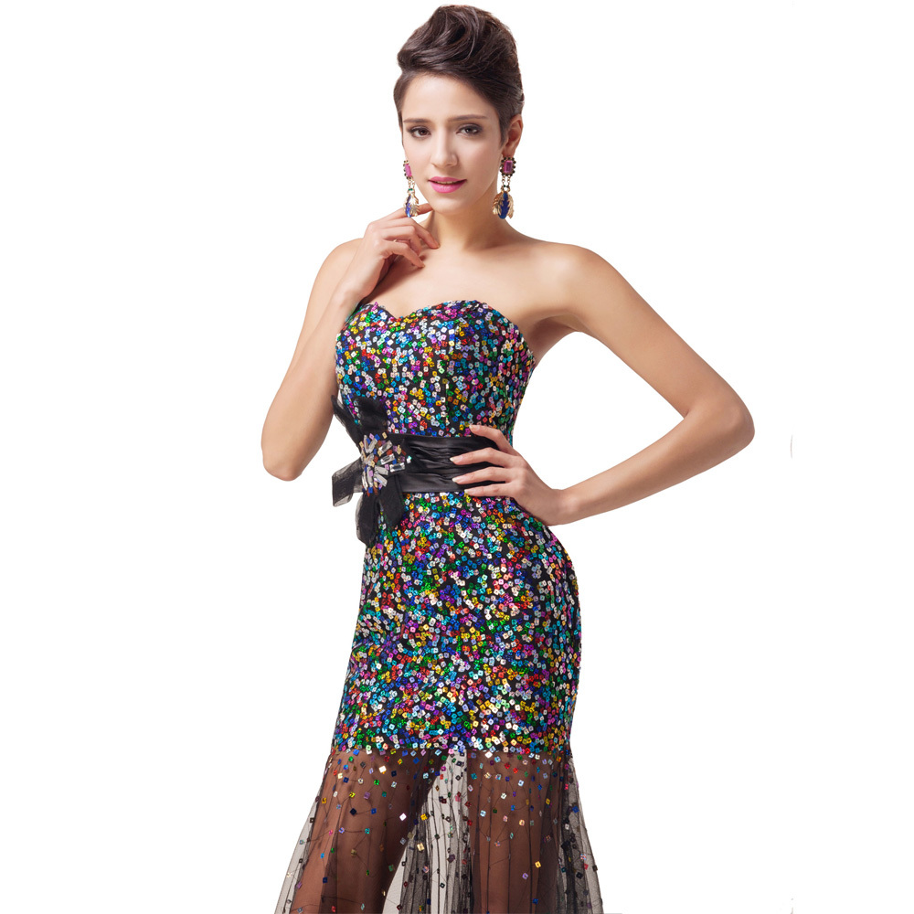 Colorful Evening Dresses