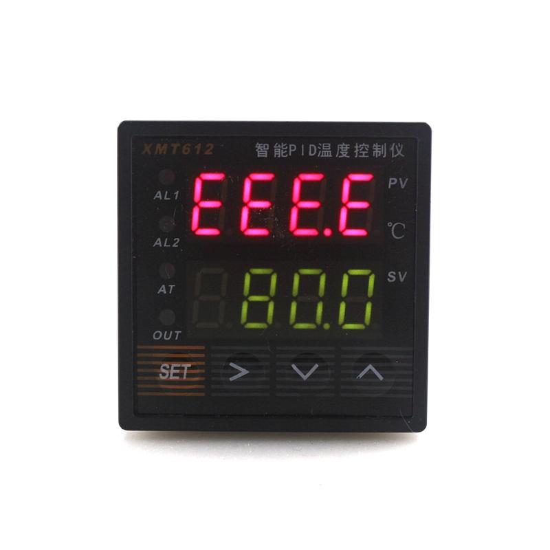 Intelligent PID Temperature Controller Smart Digital Thermostat XMT612(China (Mainland))