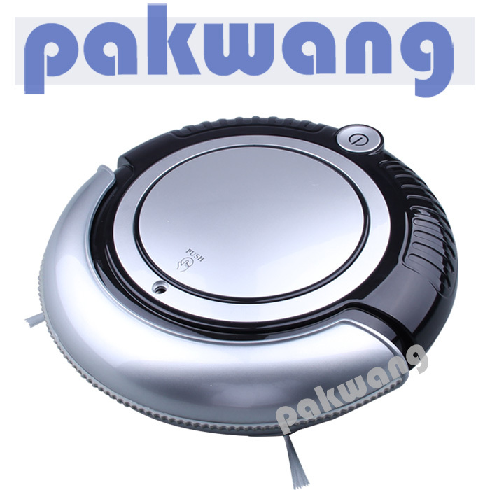 Pakwang 2016 NEW robotic vacuum cleaner K6L,super mini bagless corldless household portable robotic ,SQ-K6L vacuum cleaner(China (Mainland))