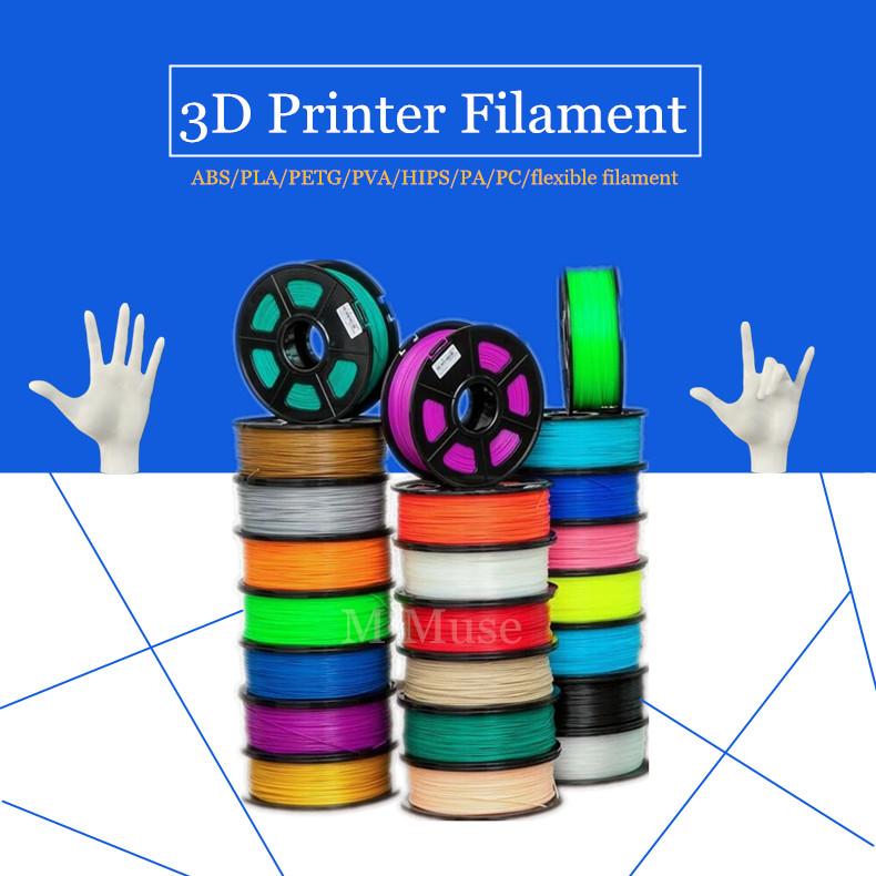 PLA filament detail 1
