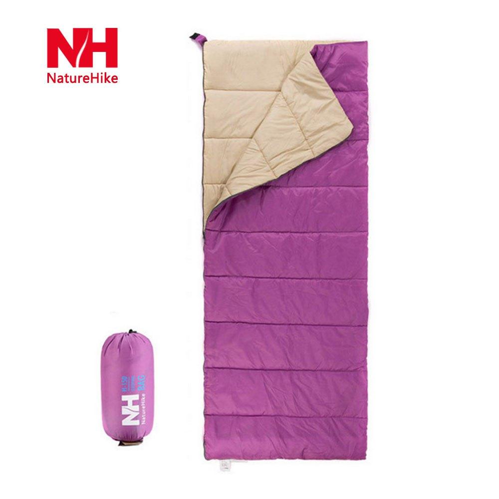 naturehike ultralight 3 season cing sleeping bag